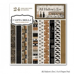 Carta bella 6x6 pad - All hallow's eve