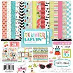 Kit carte Carta Bella Summer Lovin'