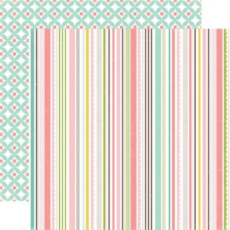 Carta Echo Park Bundle of Joy Sweet Stripe