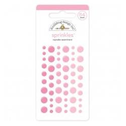 Sprinkles Enamel Dots Doodlebug Design - Cupcake