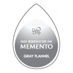 Tampone Memento Gray Flannel
