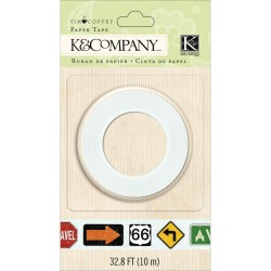 K&Company Travel paper washi tape