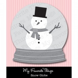 Fustelle Die-namics Snow Globe
