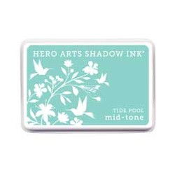 Tampone Hero Arts mid-tone Tide Pool