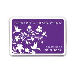 Tampone Hero Arts mid-tone Grape Juice