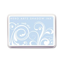 Tampone Hero Arts Soft Shadow - Soft Sky Shadow Ink