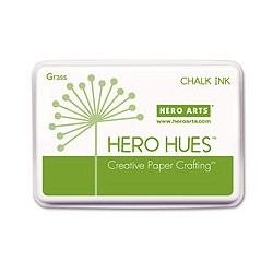Tampone Hero Arts Chalk Grass