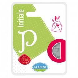 Sigillo lettera p