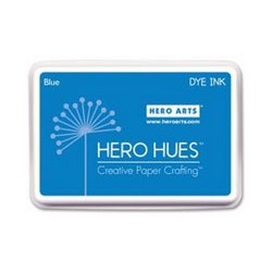 Tampone Hero Arts Dye Ink Blue