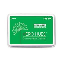 Tampone Hero Arts Dye Ink Green