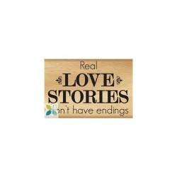 Timbro legno Momenta - Real Love Stories