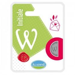 Sigillo lettera w