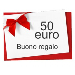Buono regalo valore 50€