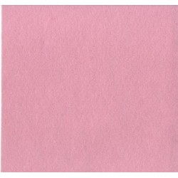 Foglio di feltro artemio - Rose pale - Rosa pallido