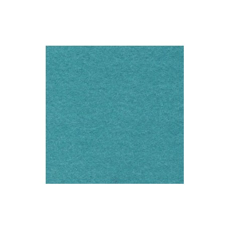 Foglio di feltro artemio - Turquoise - Turchese
