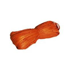 Raffia naturale Vivant - Orange