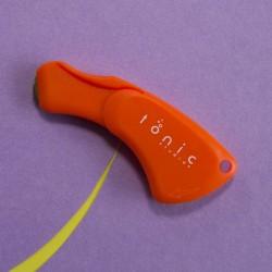 Mini lama rotante Tonic - Cutter Arancione