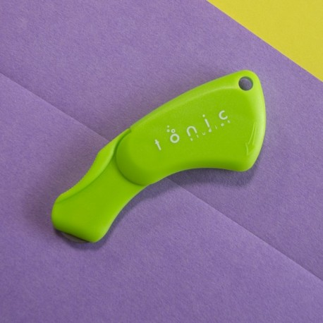 Mini lama rotante Tonic - Verde