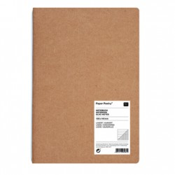 Blocco note Paper poetry 2in1 145 x 210 mm
