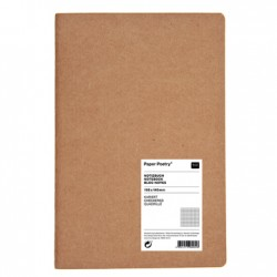 Blocco note Paper poetry kraft 105 x 140 mm
