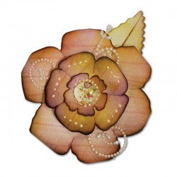 Fustella Sizzix Bigz L Prima - Flora