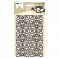 Timbro cling Kesi'Art - Pattern