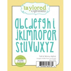Fustelle Taylored Expressions - Tall & Skinny Alpha