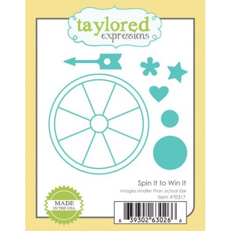 Fustelle Taylored Expressions - Spin It to Win It