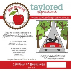 Timbri Cling Taylored Expressions - Lifetime of Love