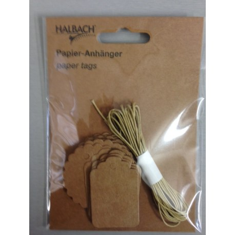 Set tag e filo Halbach - Kraft