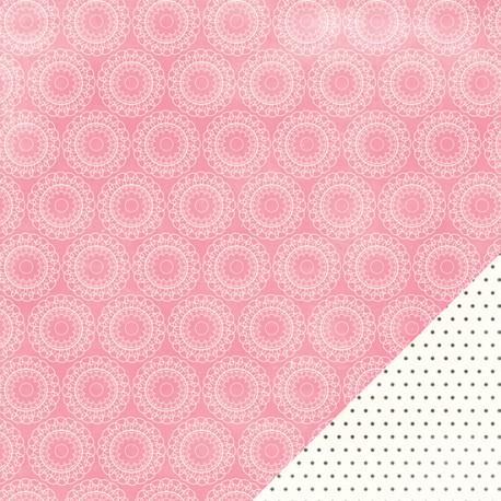 Carta American Craft Pebbles Garden Party - Primrose
