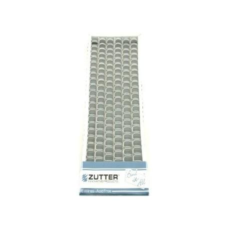 """Zutter- 6 Spirali metalliche White Wires 1/2"""""""