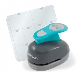 Thum Notch Punch -  We R memory keepers