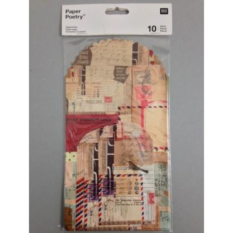 Sacchetti di carta Rico Design - Vintage 2