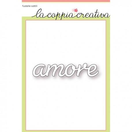 Fustella La Coppia Creativa Amore