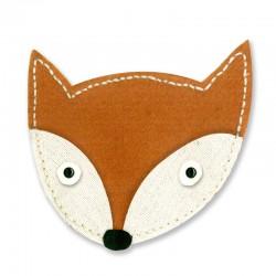 Fustella Sizzix Bigz - Fox Face