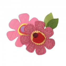 Fustella Sizzix Bigz - Flower 4