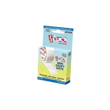 Craft glue dots 6mm - Stix2