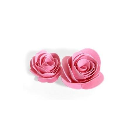 Fustella Sizzix Bigz - Flowers, 3-D