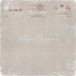 Carta Maja Design A Gift for You - Sent With Love