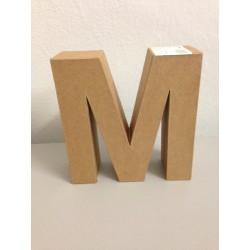 Lettera in Cartone Glorex - M