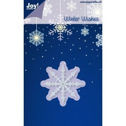 Fustella Joy Craft - Ice Crystal no.1