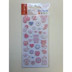 Stickers 3D Artemio - Bimba