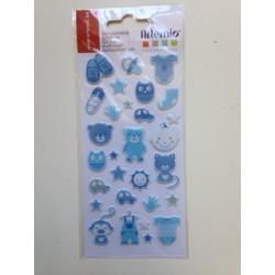 Stickers 3D Artemio - Bimbo