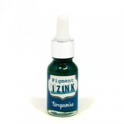 Inchiostro Pigment IZINK Aladine - Turquoise