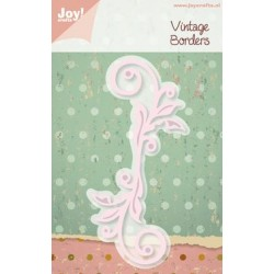 Fustella Joy Craft - Vintage Borders 2