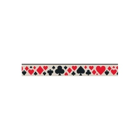 Washi Tape - ScrapBerry's - Vintage Circus - Card's Symbols