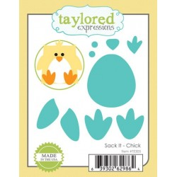 Fustelle Taylored Expressions - Sack It - Chick