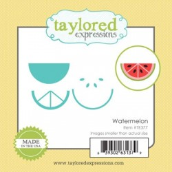 Fustelle Taylored Expressions - Little Bits - Watermelon