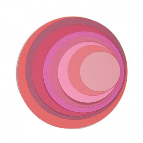 Fustella Sizzix Framelits - Circles